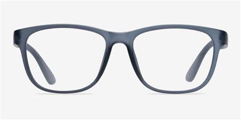 caroline matte gray plastic eyeglasses milo matte gray plastic eyeglasses from eyebuydirect a
