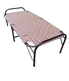 Folding C Bed Aggarwal Miller Single Folding Bed Buy Aggarwal Miller Single Folding Bed At Best