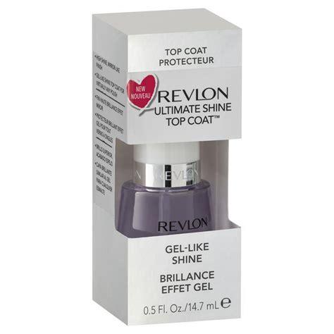 Revlon Top Coat buy revlon ulitimate shine top coat at chemist