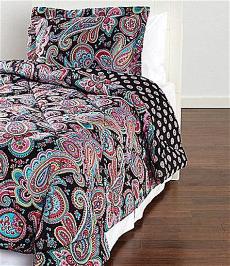vera bradley comforters vera bradley parisian paisley comforter set dillards