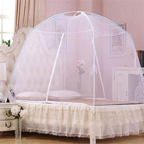 full size bed tent olympic style mosquito net student adult bed netting tent