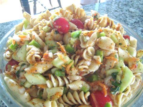 Summer Kitchen Salads summer pasta salad jillian s kitchen favorite meals
