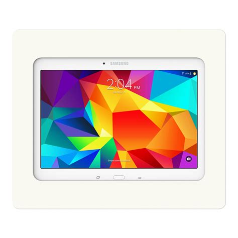 Samsung Tab 1 8 Jt white samsung galaxy tab 4 10 1 vidamount on wall tablet mount
