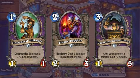 zoolock deck hearthstone guide how to overrun opponents with a