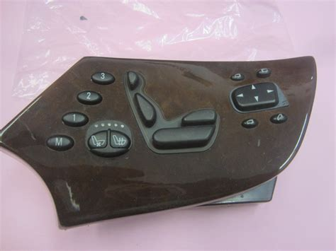 Mercedes Seat Parts by Mercedes Seat Switch 2158207710 Used Auto Parts