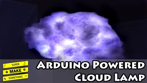 how to make a cloud light learn how to make an arduino powered led cloud l using