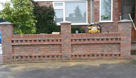 John Power Brickwork 100 Feedback Bricklayer In Swanley For Garden Walls