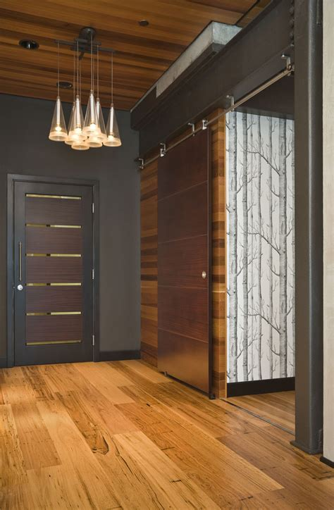 sliding interior doors family room contemporary with barn sliding interior doors entry contemporary with accent wall