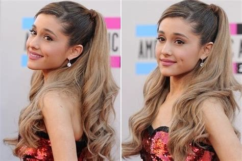 how to do ariana grande high ponytail hairstyles ariana grande signature hairstyle www pixshark com