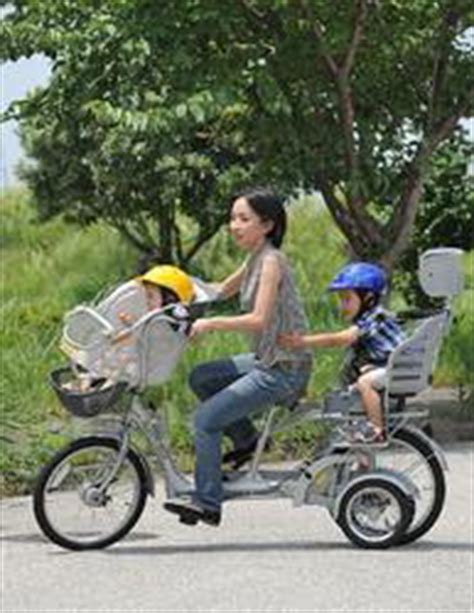 3 seat bicycles offer wheel deals for japanese mothers