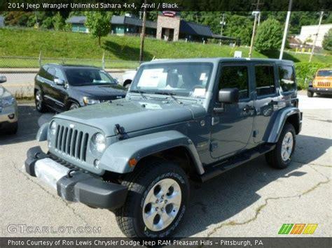 anvil jeep sahara 2014 jeep wrangler unlimited anvil color html autos weblog