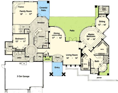 frank lloyd wright house floor plans exquisite frank lloyd wright style house plan 63112hd