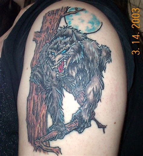 lycan tattoo designs lycan designs pictures to pin on tattooskid