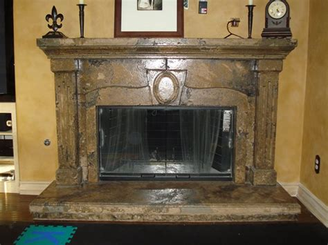 faux fireplace surrounds quotes