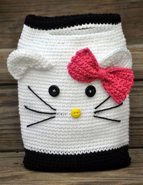 crochet pattern hello kitty bag 17 best images about crochet bags on pinterest purse
