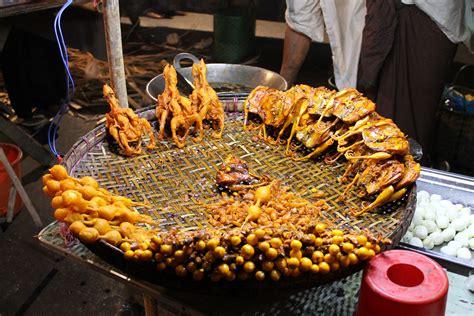 street food pinkybinks