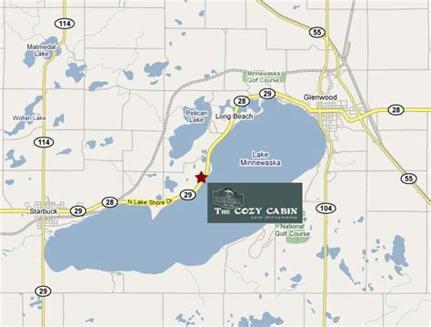boat rental starbuck mn minnesota lake cabin rental glenwood mn lake minnewaska