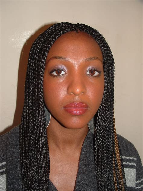 Single Plaits Hair Styles | the single plaits box braids worldofbraiding blog