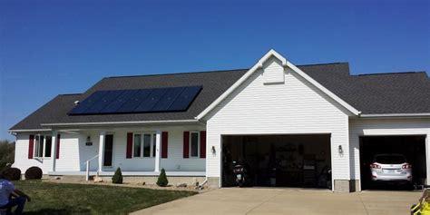 solar homes inc residential solar projects cb solar des moines ia