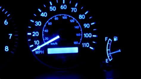 Toyota Corolla Dashboard Lights Not Working 1998 toyota 1zzfe corolla goa corolla blue smd instrument dash cluster light