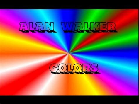alan walker colors elitevevo mp3 download