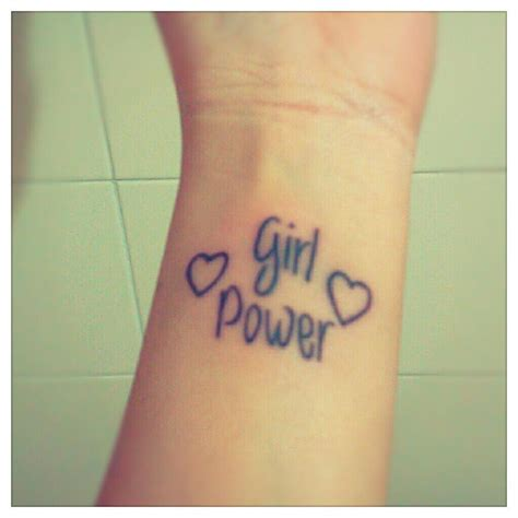cute first tattoos power beautiful tattoos