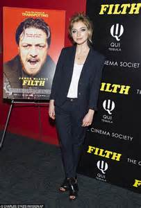 Toe Curling Sting Trudies by Imogen Poots Joins Sting And Trudie Styler For Filth