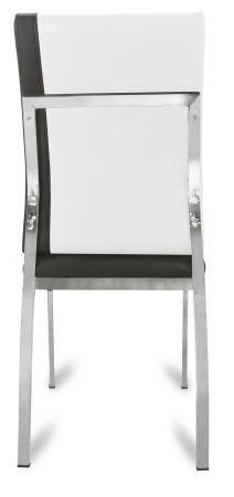 ergo stuhl gastro stuhl ergo schwarz wei 223 m 246 bel gastronomie