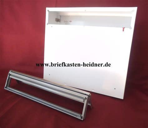 Heacting Set Renz 1 kah81 renz innent 252 r briefkastenanlage 370 mm wei 223 oder