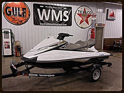 jet boat for sale sandusky ohio yamaha vx1100 boats for sale in ohio
