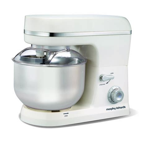morphy richards accents stand mixer white iwoot