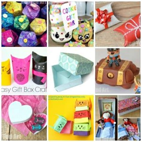 pony parties make a great birthday treat for kids diy paper box strawberry red ted art s blog
