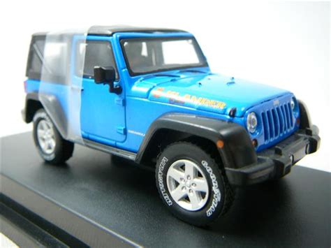 Greenlight Jeep Rubicon 1 43 Kustom jeep wrangler rubicon islander miniature 1 43 greenlight gre 86038 freeway01 voitures
