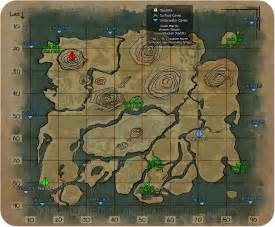 Community guide all surface and underwater cave locations guide