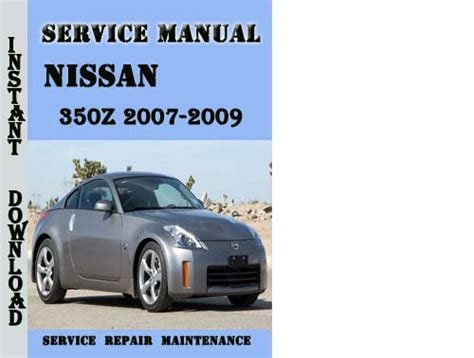 old cars and repair manuals free 2009 nissan pathfinder security system service manual 2009 nissan 350z repair manual for a free nissan 350z model z33 series 2009