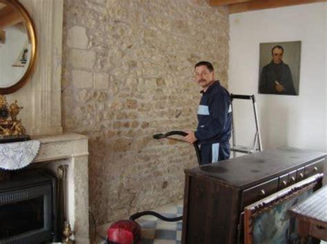 peinture sp馗iale meuble cuisine traitement des pierres apparentes dans la maison la