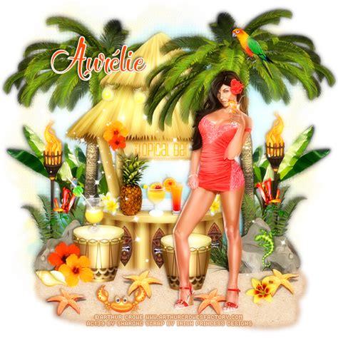 Tropical Delights by 3tz S Designz Ptu Tropical Delight