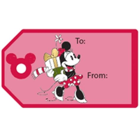printable minnie mouse christmas gift tags how to have a mickey mouse christmas