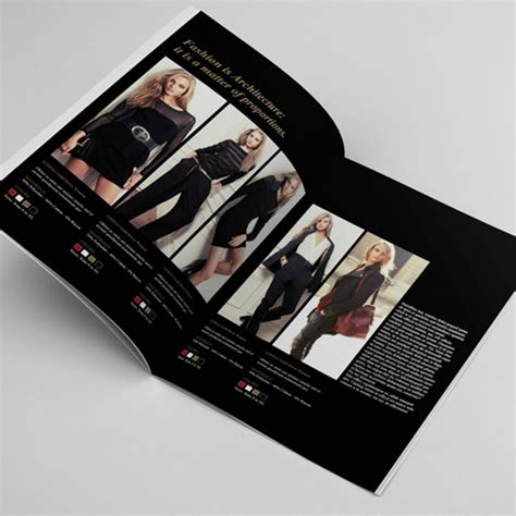 Fashion Brochure Template by 30 Really Beautiful Brochure Designs Templates For