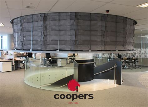 coopers smoke curtains firemaster 174 concertina fire curtain coopers fire ltd