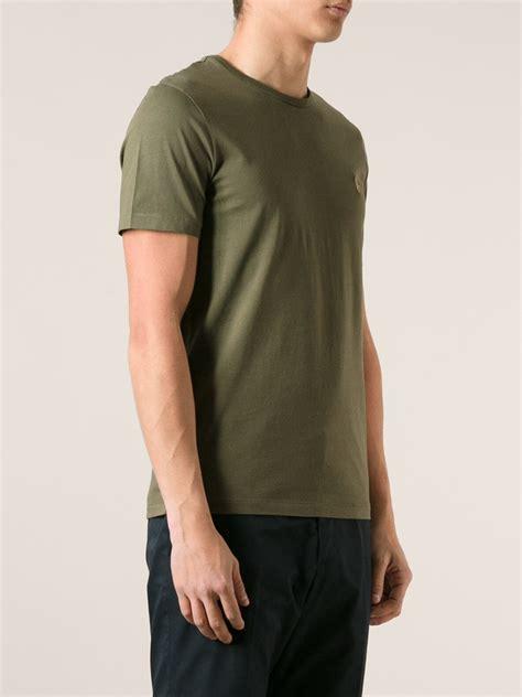 Polo T Shirtkaos Kerahbaju 1 lyst polo ralph custom fit tshirt in green for
