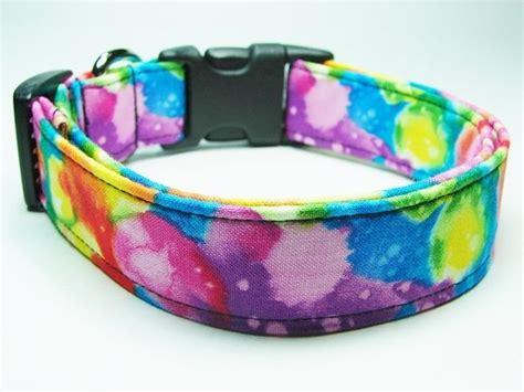 New Choco Tie Dye Syar I charming bright colors of the rainbow tie dye collar ebay