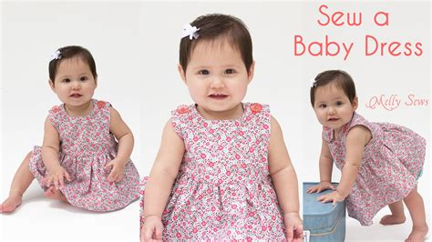 Dres Baby how to sew a baby dress free pattern