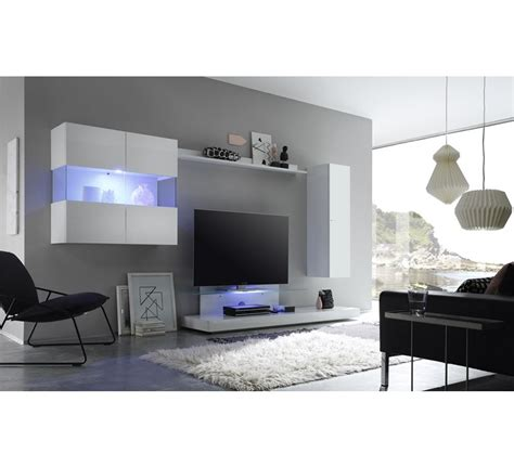 Meuble Tele D Angle 192 by Meuble Tv Moderne Laqu 233 Blanc Quot New Box Quot 6485