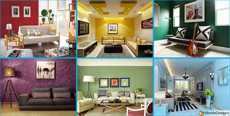 colori pareti soggiorno 60 idee per colori di pareti soggiorno mondodesign it