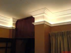 Ceiling Light Crown Molding 1000 Ideas About Crown Moldings On Diy Repair Ceilings Crown Molding Installation