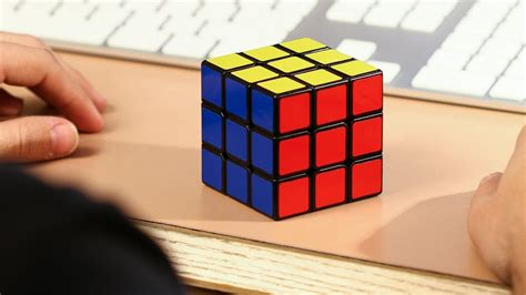 easiest tutorial rubik s cube solving a cube in 1 28 minute by cheating method youtube