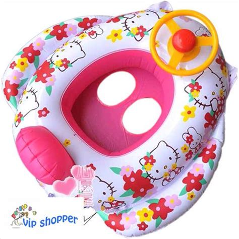 baby boat float promotion hello kitty doraemon baby boat float fo end 8