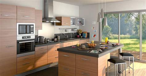 Merveilleux Ilot De Cuisine Lapeyre #1: cuisine-avec-ilot-par-lapeyre-1046-1200-630.jpg