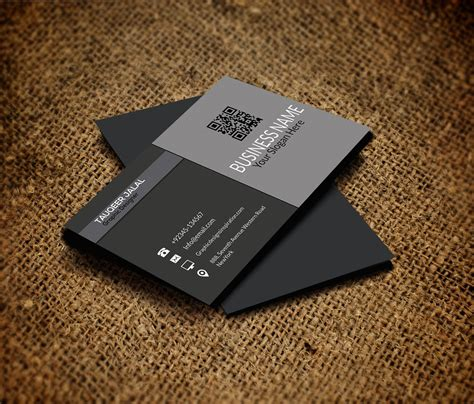 business card print template psd free card design templates resume builder